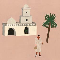 Lonely in Marrakech