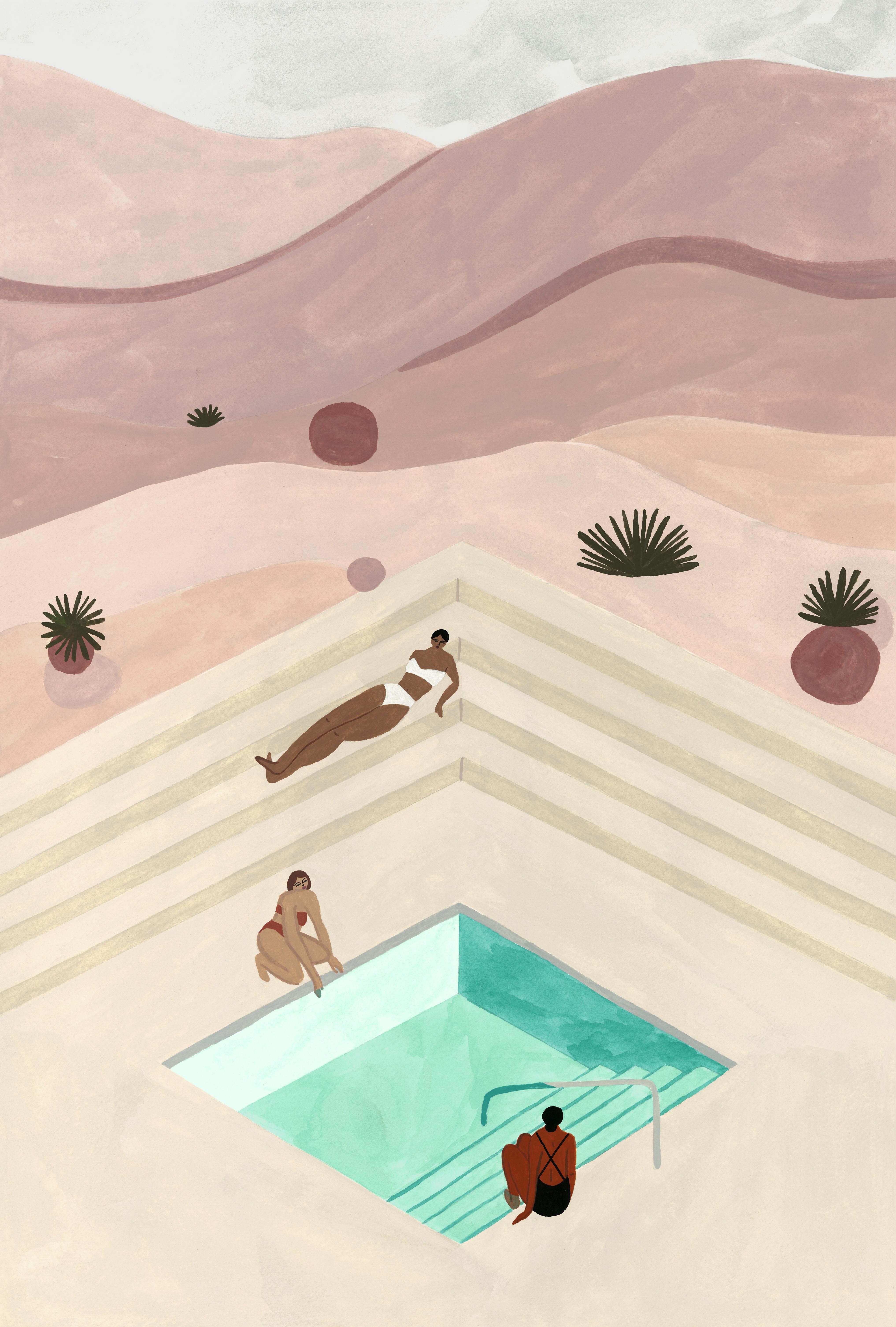 Amangiri by Isabelle Feliu