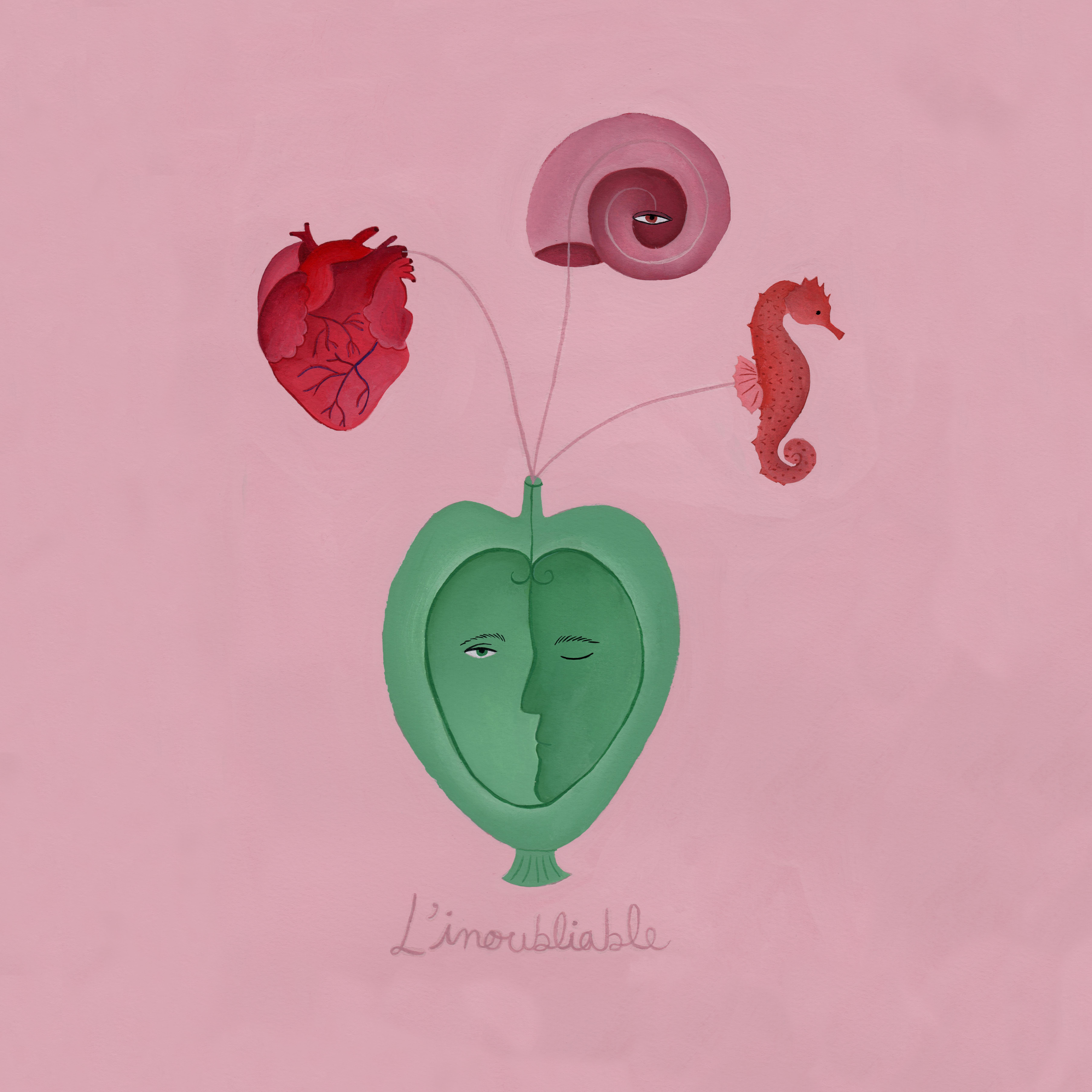 L'inoubliable by Isabelle Feliu