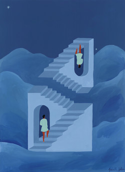 Different ways to climb
