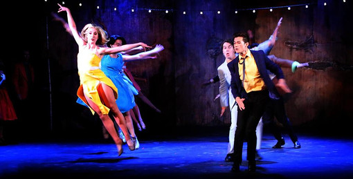 """West Side Story - """"Dance at the Gym"""" (Mambo)"""