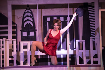 """Sweet Charity - """"If They Could See Me Now"""""""