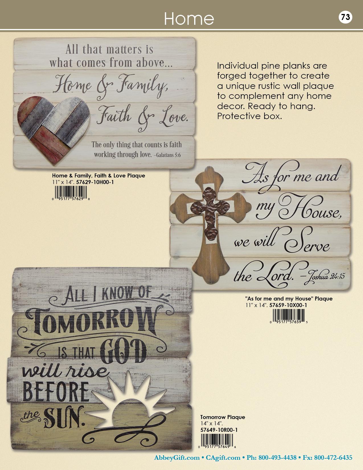 2019 Abbey CA Gift Catalog 73