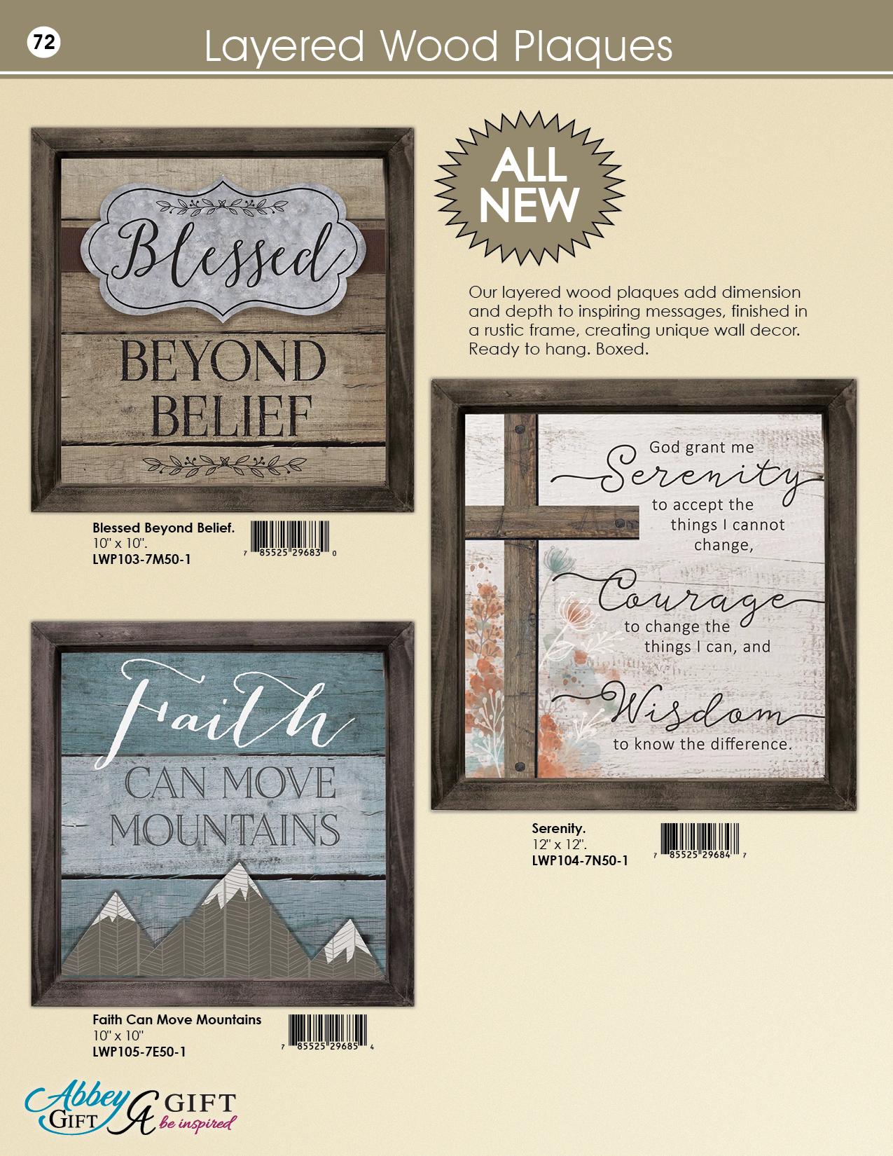 2019 Abbey CA Gift Catalog 72