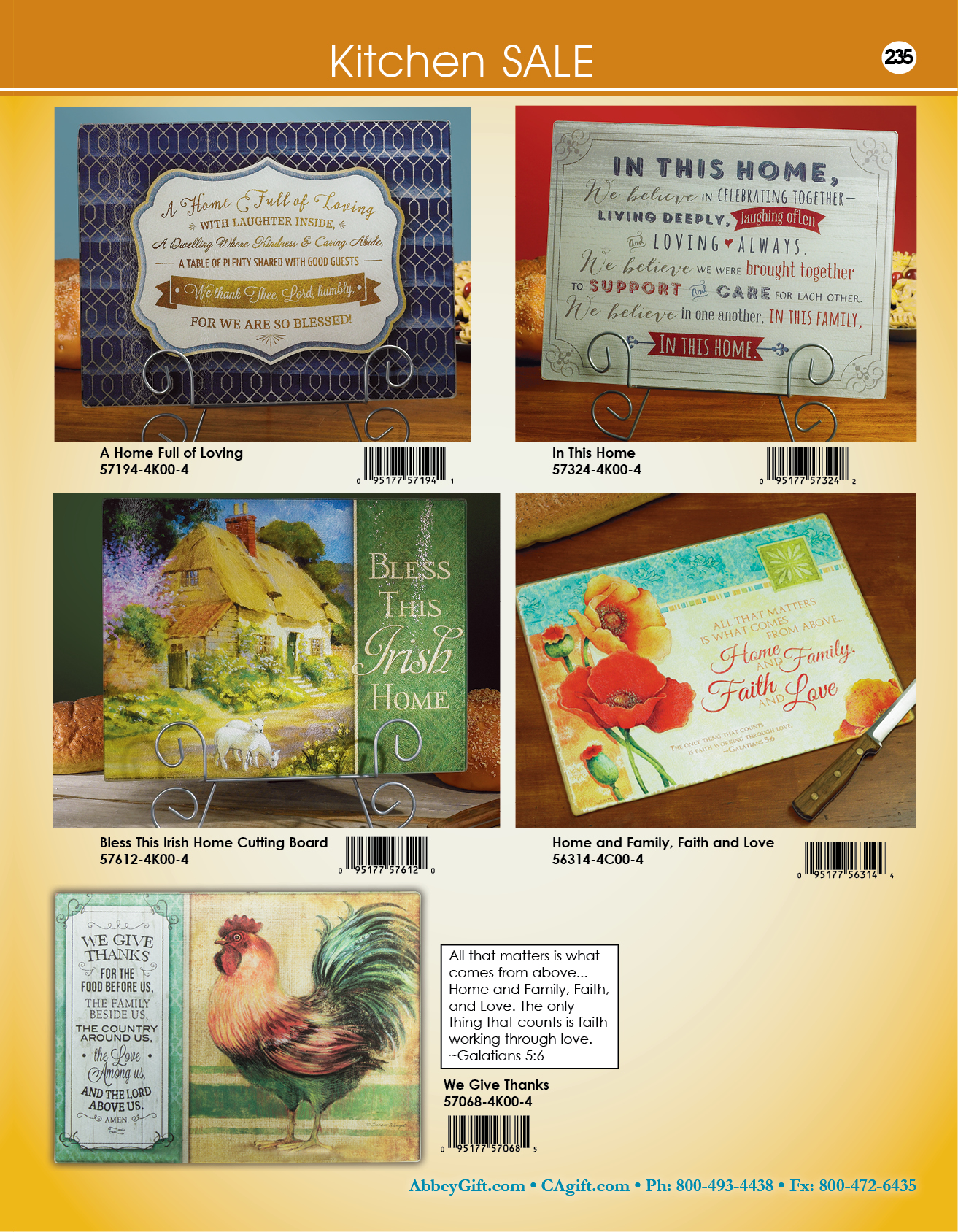 CA & Abbey Gift Pgs235