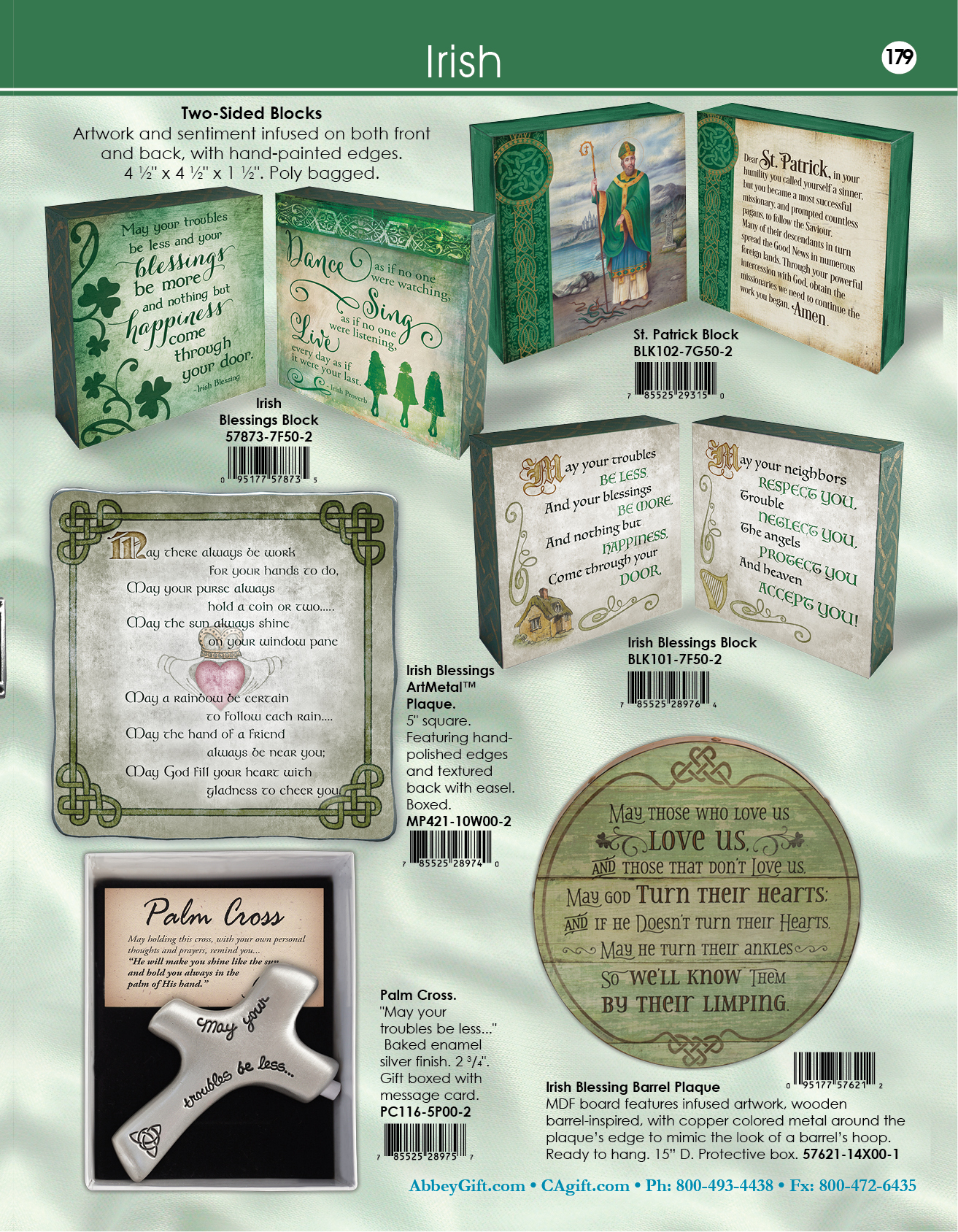 CA & Abbey Gift Pgs179
