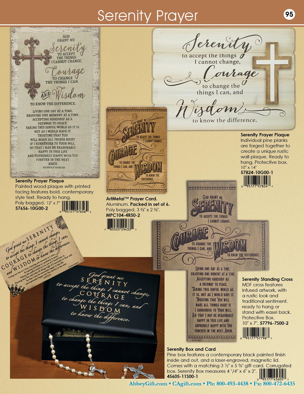 2019 Abbey CA Gift Catalog 95