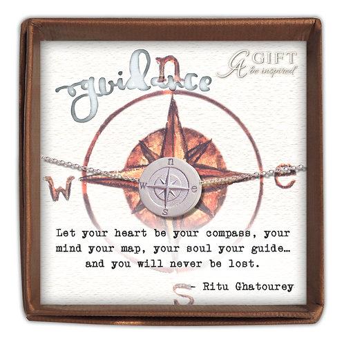 PL327 Compass Pendant
