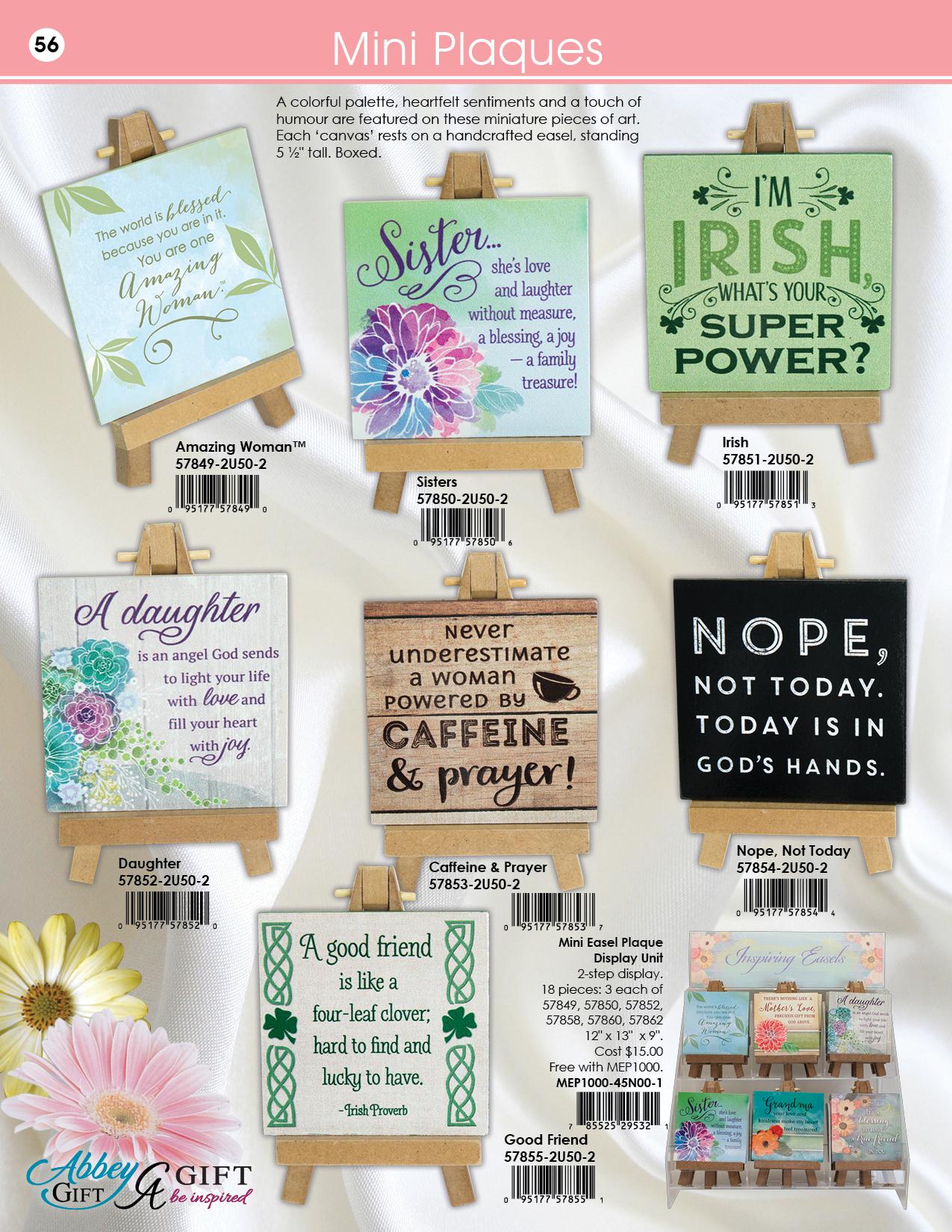 2019 Abbey CA Gift Catalog 56