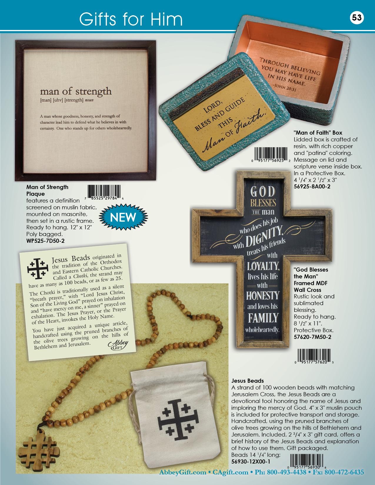 2019 Abbey CA Gift Catalog 53