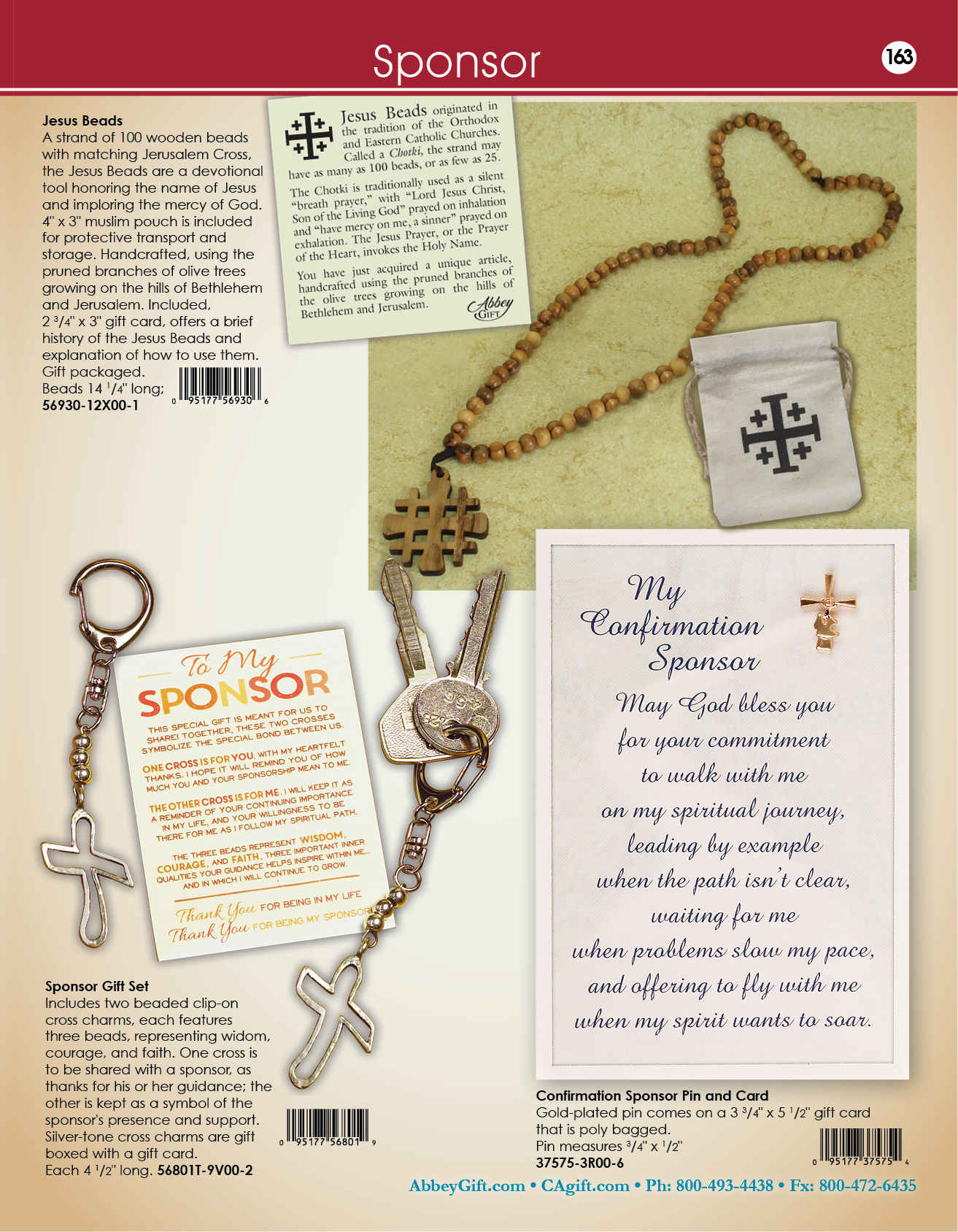 CA & Abbey Gift Pgs163