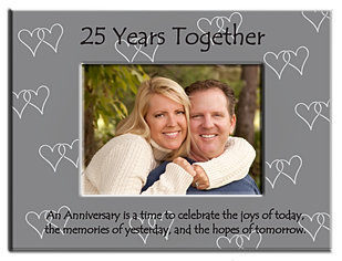 Emejing th wedding anniversary picture frames images styles
