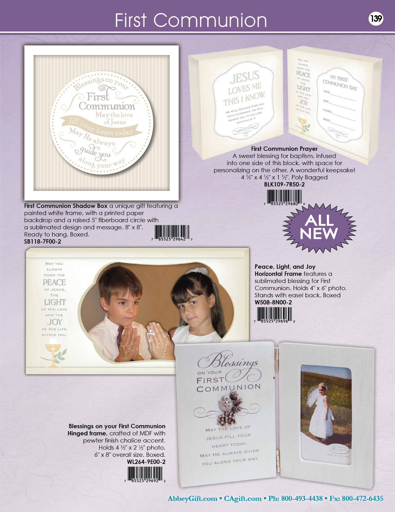 2019 Abbey CA Gift Catalog 139