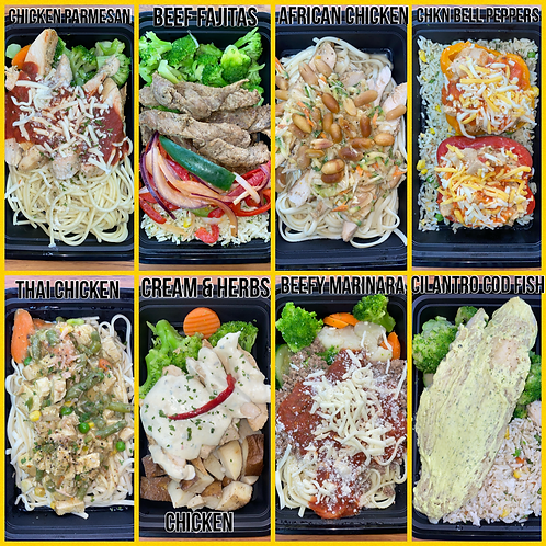 Menu from Oct.26 to Oct 31