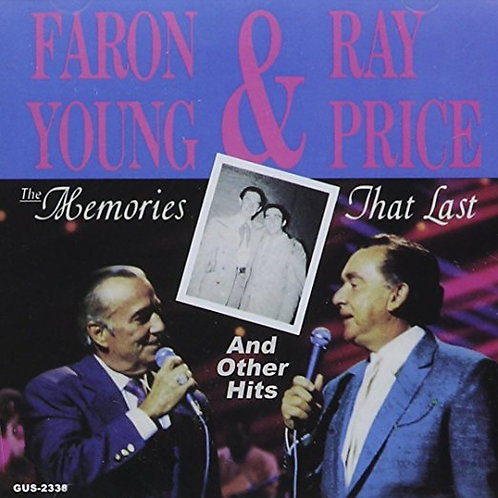 Faron Young & Ray Price  Memories That Last