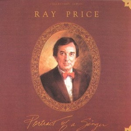 Ray Price    Portrait of A Simger