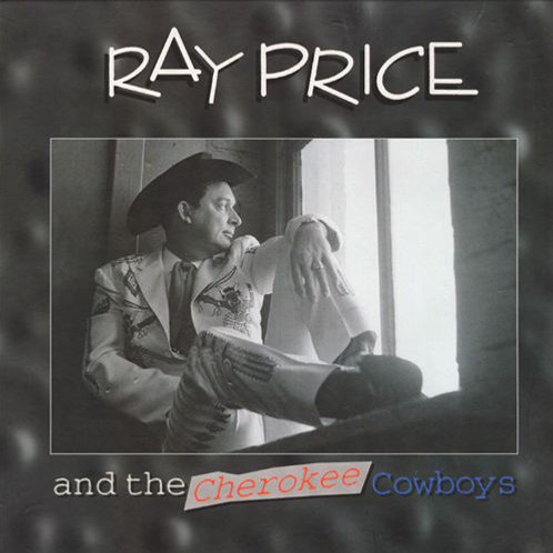 Ray Price 10-CD Box Set    New but no shrink wrap