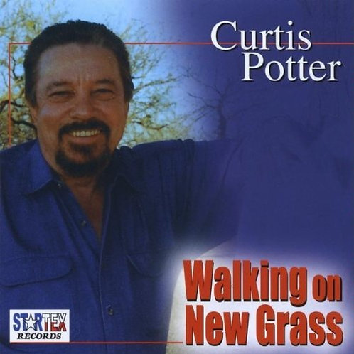 Curtis Potter   Walking On New Grass