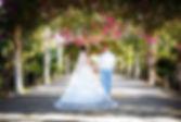 Barony Brides | Bride & Groom Walking