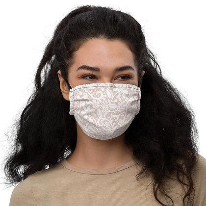 Lace Effect Face Mask