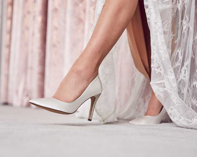 Rainbow Club Bridal Shoes | Willow Bridal