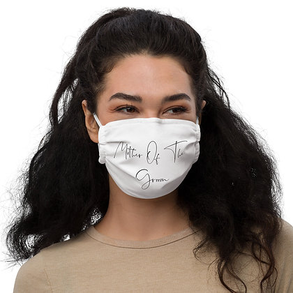 Mother Of The Groom Face Mask