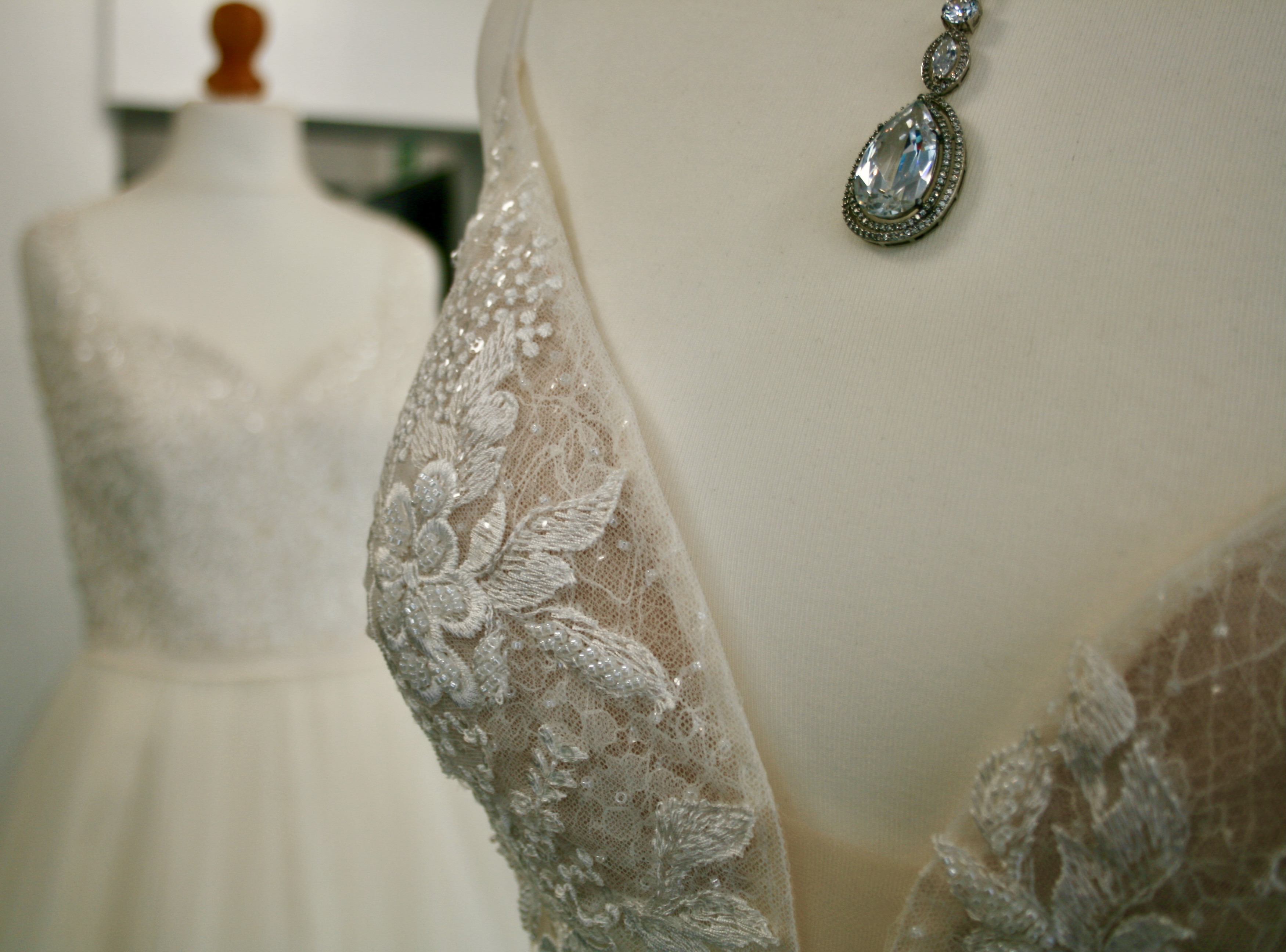 Lou Lou Bridal   Willow Bridal   Couture Bridal Cheshire