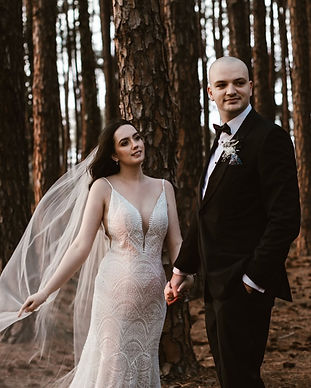 Vaughn | Real Brides | Willow Bridal