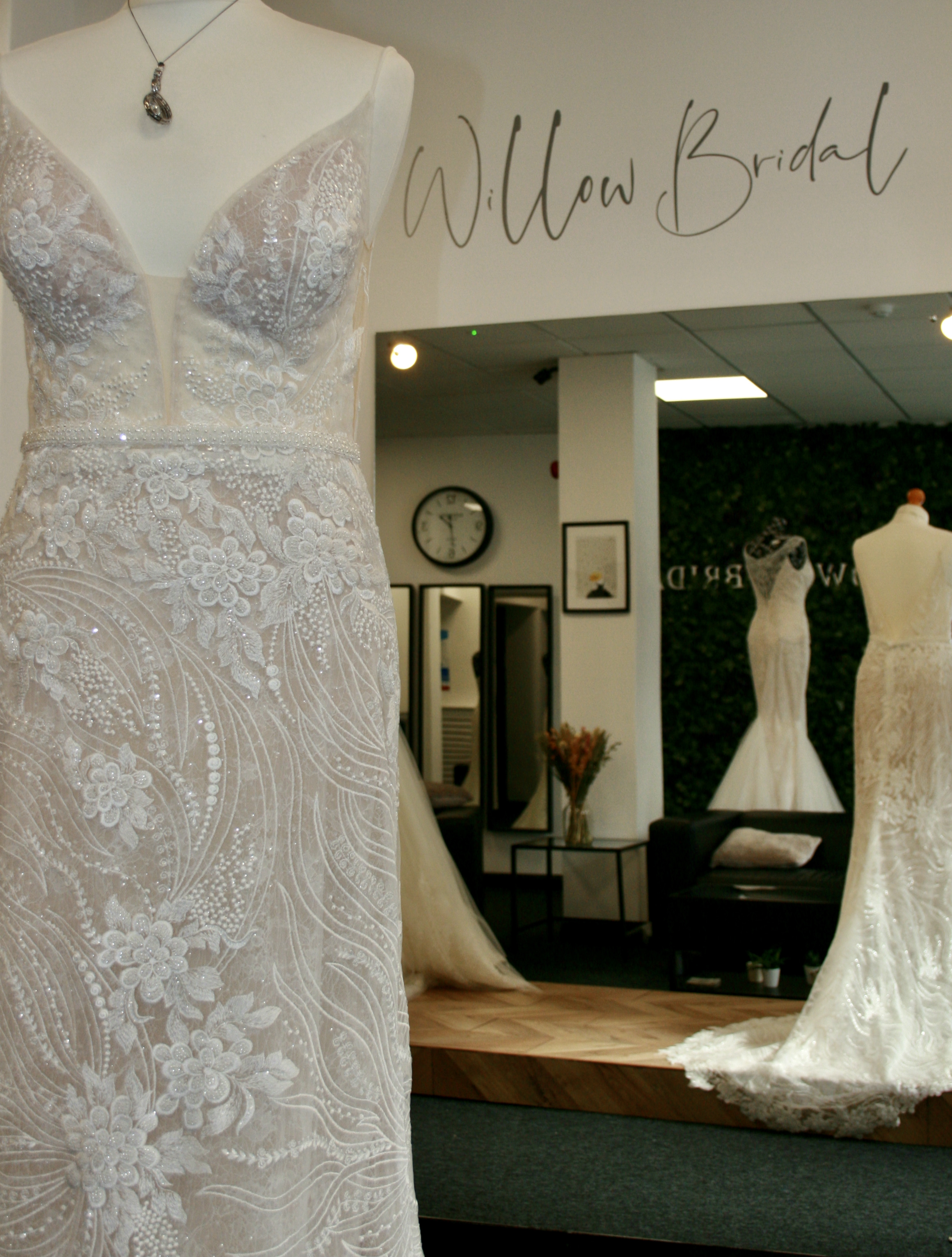 Bridal Showroom   Willow Bridal   Couture Bridal Cheshire