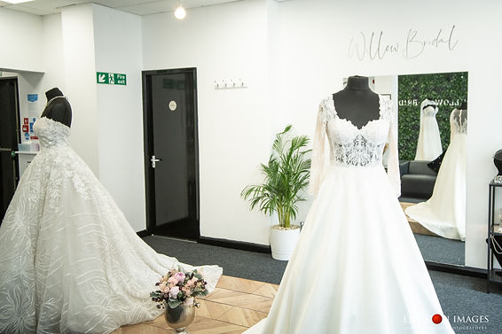 Follow Up Appointment at Willow Bridal
