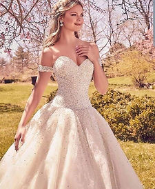 Mori Lee Bridal | Greenock | Barony Brides
