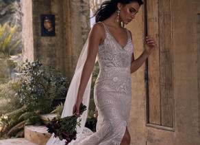 Introducing Evie Young Bridal