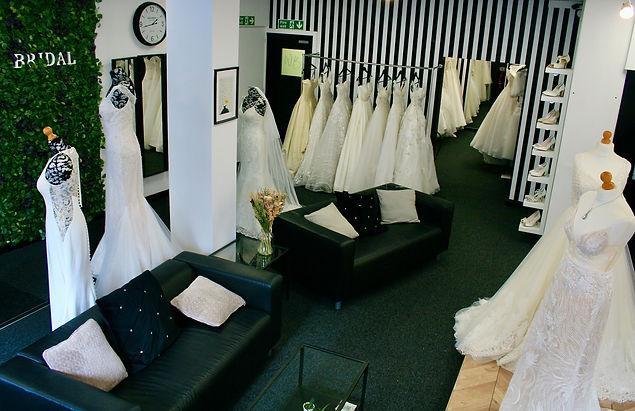 Interior | Bridal Couture | Willow Bridal