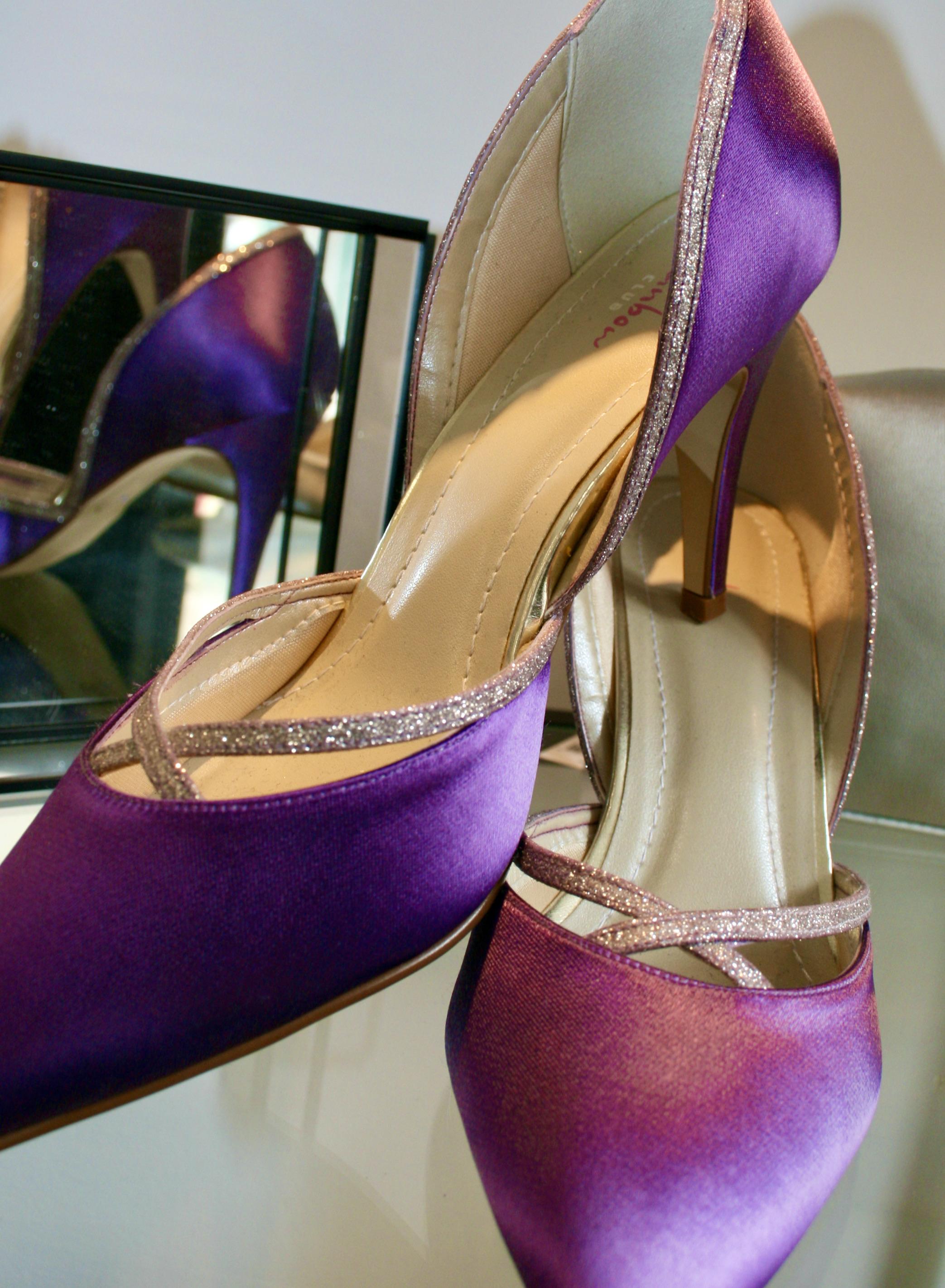 Rainbow Club   Bridal Shoes   Willow Bridal