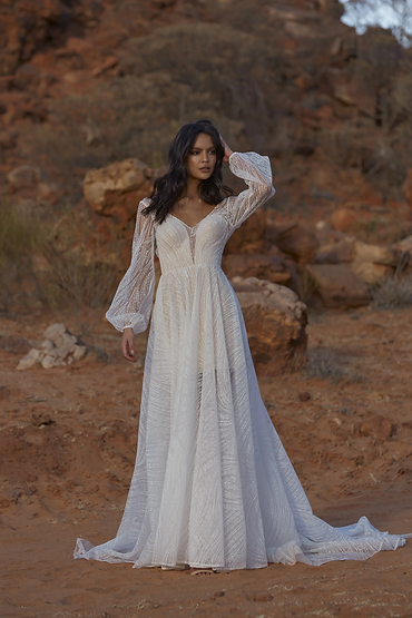 JOURNEY   Evie Young   Willow Bridal