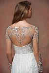 Enaura Bridal Jacket | Willow Bridal | Luxury Bridal Experience