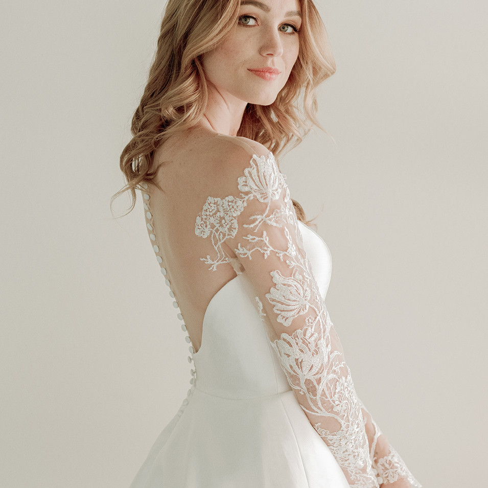 Amara | Van Der Velde | Willow Bridal