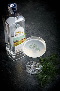 Closing Time:  dirty martini