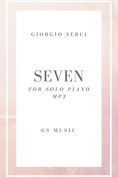 Seven for Solo Piano - mp3
