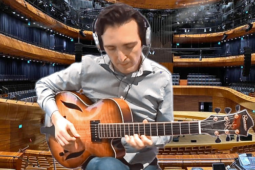 Instructional Video - Creative Applications of the Melodic Minor Scale & Modes