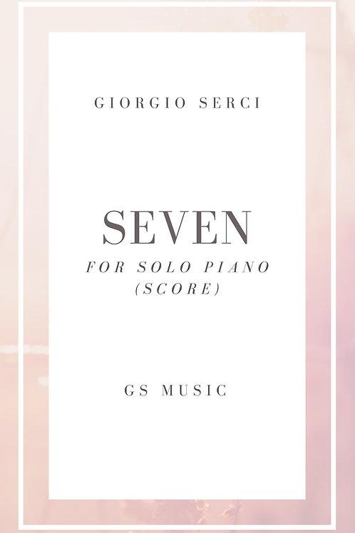 Seven for Solo Piano