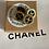 Thumbnail: COPPIA GEMELLI CHANEL NERO/ORO