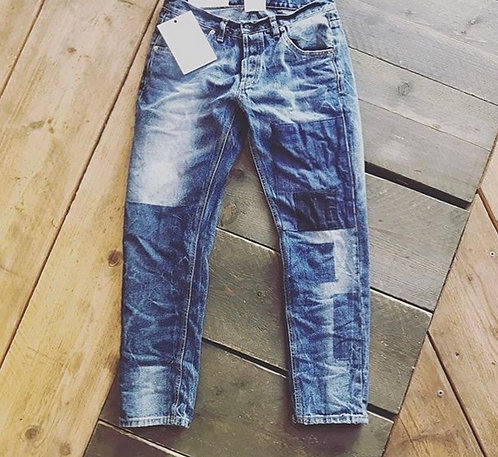 Pmds- jeans con toppe