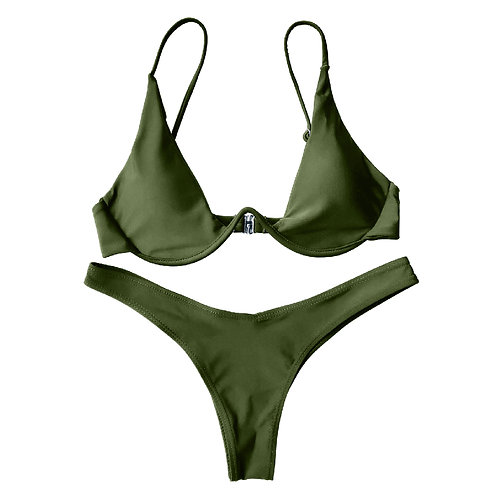 BRASILIANA JULY ARMY GREEN TG.M