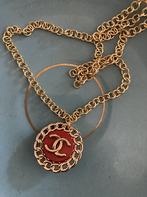 COLLANA REWORKED CHANEL