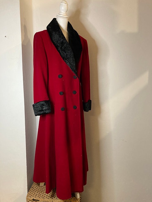CAPPOTTO ROSSO CREATION GEISSLER