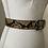 Thumbnail: Cintura pelle di serpente