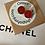Thumbnail: ORECCHINO ROSSO CHANEL PICCOLO