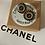 Thumbnail: ORECCHINO SWAROSKI/NERO CHANEL