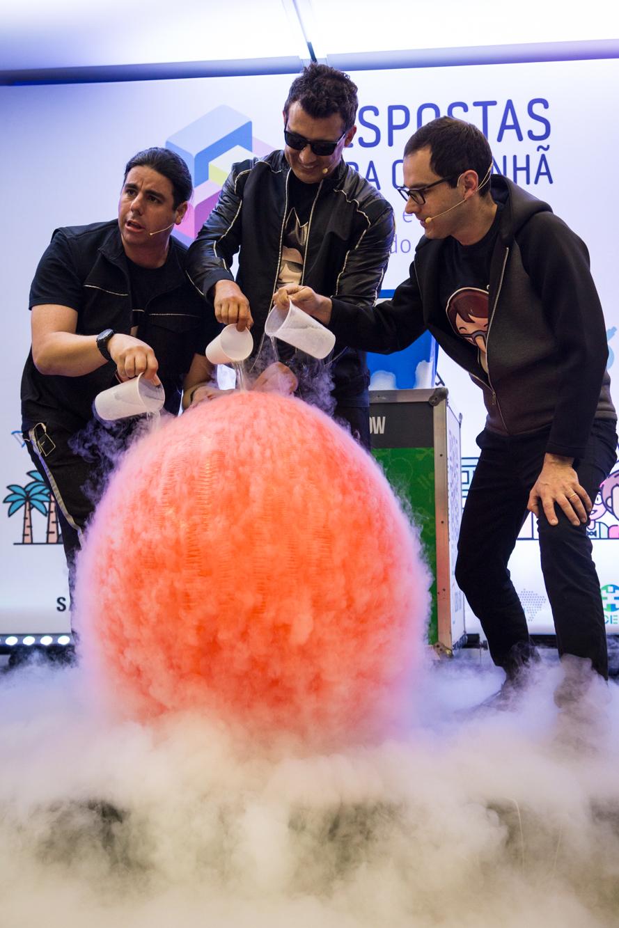 Ciência em Show - Prêmio RPA